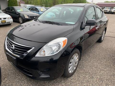 2014 Nissan Versa for sale at 51 Auto Sales Ltd in Portage WI
