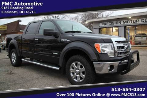 2013 Ford F-150 for sale at PMC Automotive in Cincinnati OH