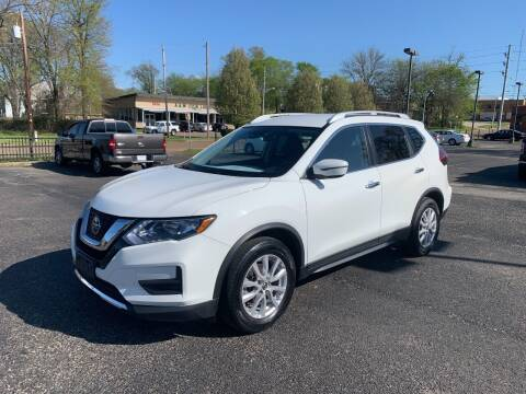 2019 Nissan Rogue for sale at Brannon Motors Inc in Marshall TX