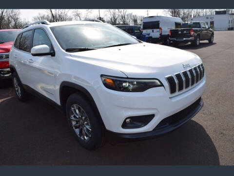 2019 Jeep Cherokee for sale at MARANO MOTORS INC in Sewaren NJ