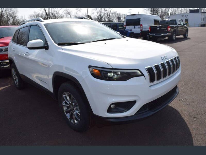 2019 Jeep Cherokee for sale at MARANO MOTORS INC in Sewaren NJ
