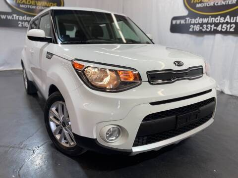 2018 Kia Soul for sale at TRADEWINDS MOTOR CENTER LLC in Cleveland OH