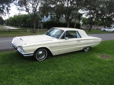 1964 Ford Thunderbird for sale at Classic Car Deals in Cadillac MI