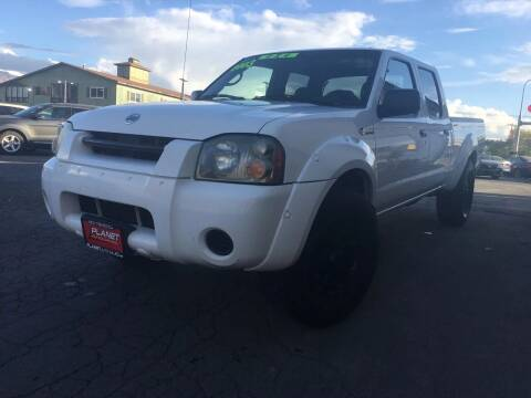 2003 Nissan Frontier for sale at PLANET AUTO SALES in Lindon UT