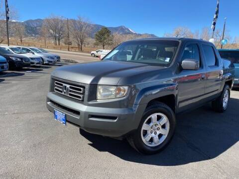 2008 Honda Ridgeline for sale at Lakeside Auto Brokers Inc. in Colorado Springs CO