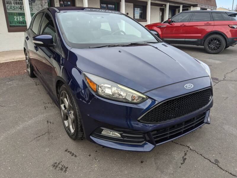 2016 Ford Focus for sale at Cash 4 Cars in Penndel PA