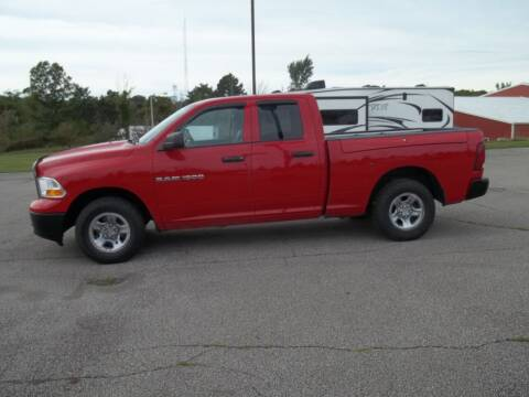 2012 RAM Ram Pickup 1500 for sale at Rt. 44 Auto Sales in Chardon OH