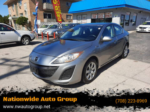 2011 Mazda MAZDA3 for sale at Nationwide Auto Group in Melrose Park IL