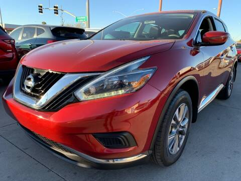 2018 Nissan Murano for sale at Town and Country Motors in Mesa AZ