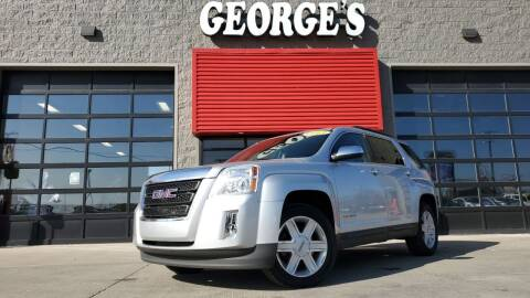 2012 GMC Terrain for sale at George's Used Cars - Telegraph in Brownstown MI