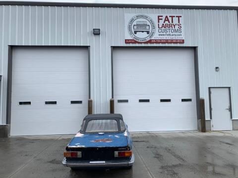 1971 Triumph TR6 for sale at Fatt Larry's Customs - Classics/Projects in Sugar City ID