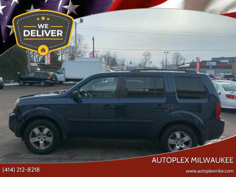 2010 Honda Pilot for sale at Autoplex 2 in Milwaukee WI