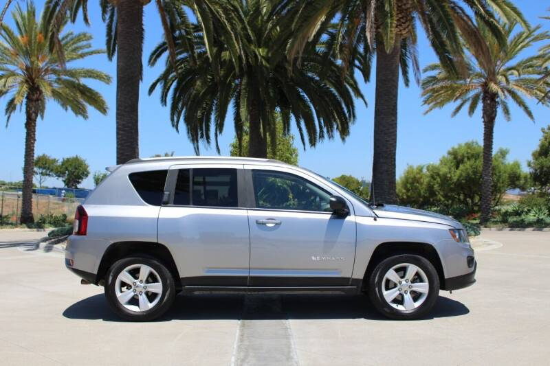 2016 Jeep Compass for sale at Miramar Sport Cars in San Diego CA