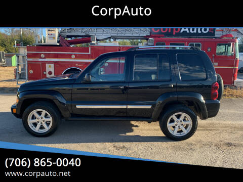 2005 Jeep Liberty for sale at CorpAuto in Cleveland GA