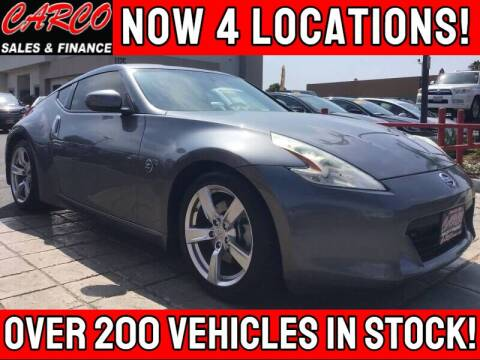 2011 Nissan 370Z for sale at CARCO SALES & FINANCE in Chula Vista CA