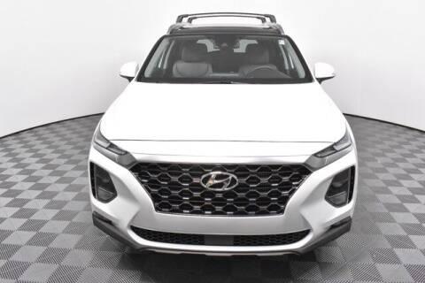 2020 Hyundai Santa Fe for sale at Southern Auto Solutions - Georgia Car Finder - Southern Auto Solutions-Jim Ellis Hyundai in Marietta GA