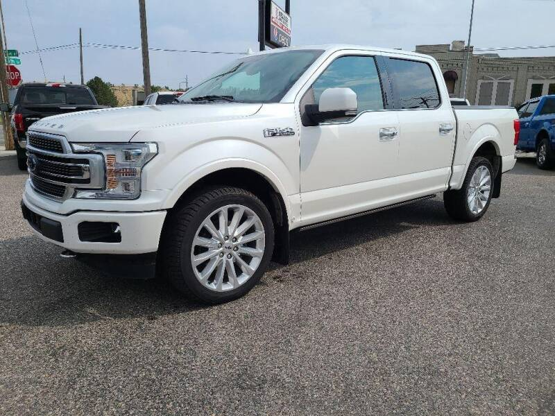 2019 Ford F-150 for sale at Kessler Auto Brokers in Billings MT