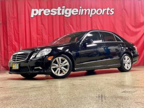 2011 Mercedes-Benz E-Class for sale at Prestige Imports in Saint Charles IL