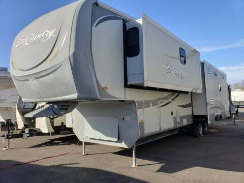 2011 Heartland Big Country 3450TS for sale at Ultimate RV in White Settlement TX