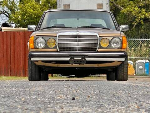 1984 Mercedes-Benz 300-Class for sale at OVE Car Trader Corp in Tampa FL