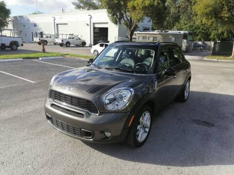 2011 MINI Cooper Countryman for sale at Best Price Car Dealer in Hallandale Beach FL