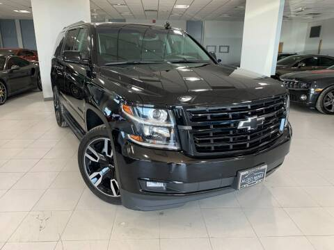 2018 Chevrolet Tahoe for sale at Auto Mall of Springfield in Springfield IL