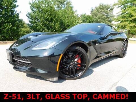 2015 Chevrolet Corvette for sale at West Georgia Auto Brokers in Douglasville GA