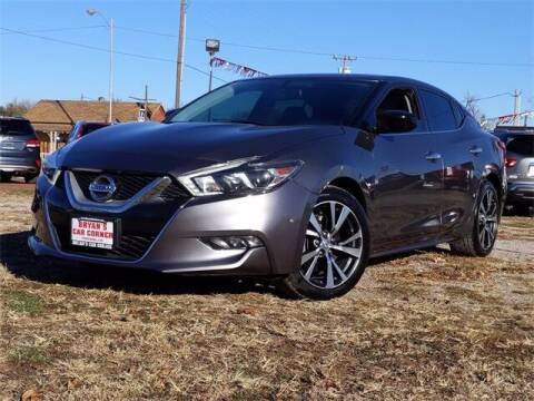 2017 Nissan Maxima for sale at Bryans Car Corner in Chickasha OK