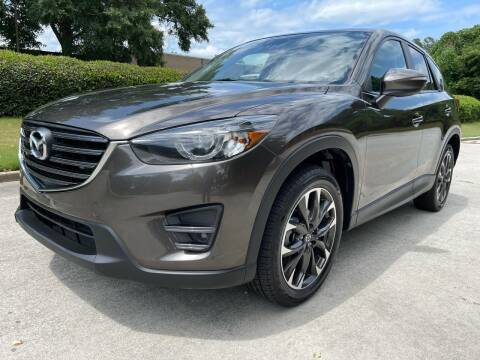 2016 Mazda CX-5 for sale at United Luxury Motors in Stone Mountain GA