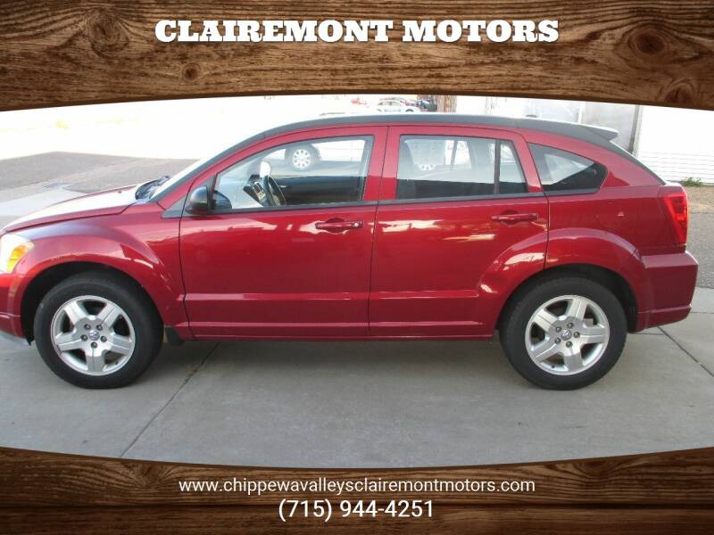 2009 Dodge Caliber for sale at Clairemont Motors in Eau Claire WI