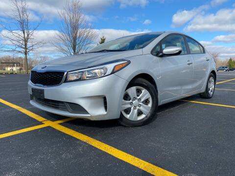 2018 Kia Forte for sale at Car Stars in Elmhurst IL