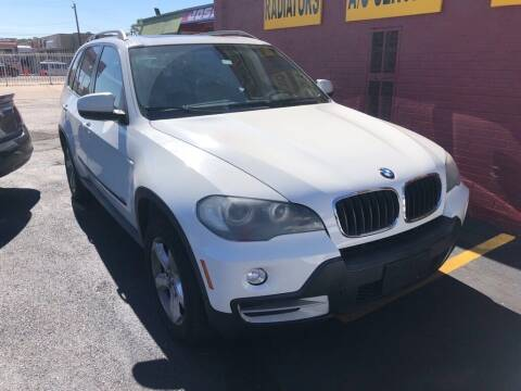2008 BMW X5 for sale at 4 Girls Auto Sales in Houston TX