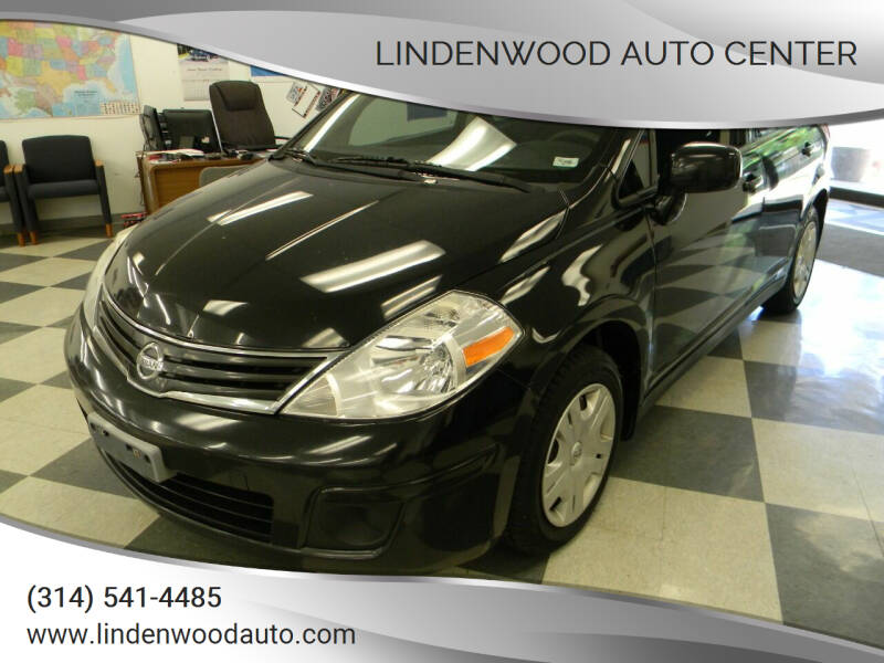 2010 Nissan Versa for sale at Lindenwood Auto Center in St.Louis MO