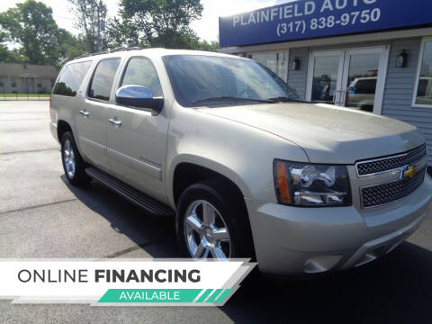 2013 Chevrolet Suburban for sale at Plainfield Auto Sales in Plainfield IN
