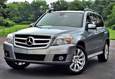 2010 Mercedes-Benz GLK for sale at Speedy Automotive in Philadelphia PA
