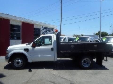 2009 Ford F-350 Super Duty for sale at Florida Suncoast Auto Brokers in Palm Harbor FL