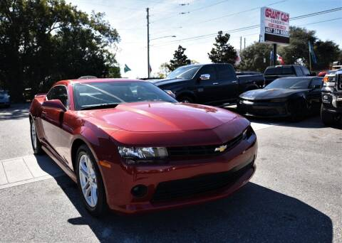 2015 Chevrolet Camaro for sale at Grant Car Concepts in Orlando FL