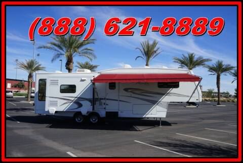 2005 Alpenlite M-32RLT Medinah for sale at AZMotomania.com in Mesa AZ
