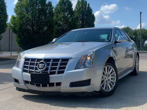 2012 Cadillac CTS for sale at Car Expo US, Inc in Philadelphia PA