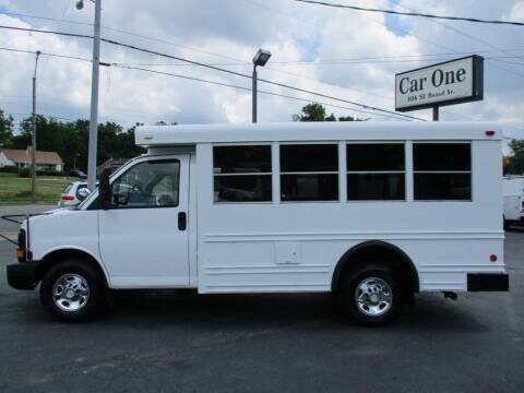 2006 Chevrolet Express Cutaway for sale at Car One in Murfreesboro TN