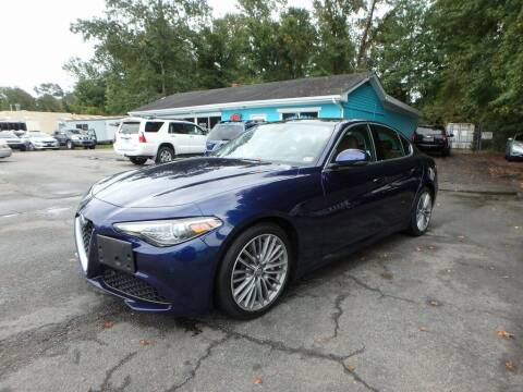 2017 Alfa Romeo Giulia for sale at 6348 Auto Sales in Chesapeake VA