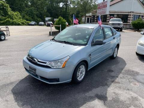 2008 Ford Focus for sale at Kelly & Kelly Auto Sales in Fayetteville NC