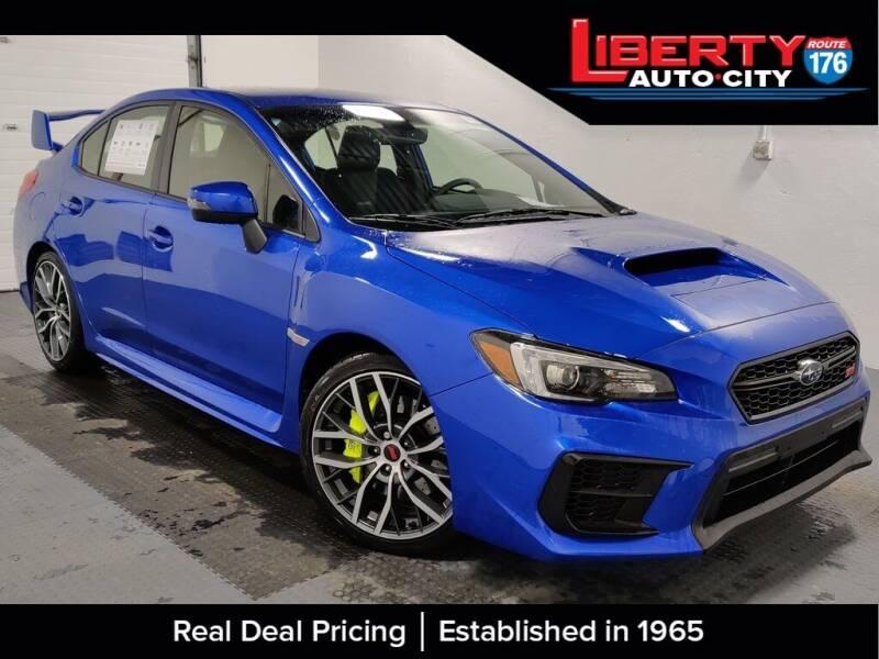 2020 Subaru WRX for sale in Libertyville, IL