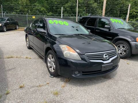 2008 Nissan Altima for sale at Super Wheels-N-Deals in Memphis TN