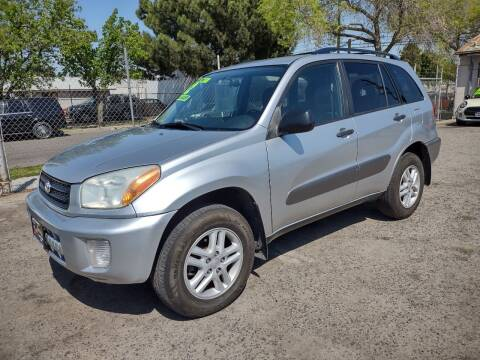 2002 Toyota RAV4 for sale at Larry's Auto Sales Inc. in Fresno CA