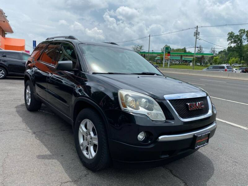 2011 GMC Acadia for sale at Bloomingdale Auto Group - The Car House in Butler NJ