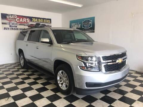 2019 Chevrolet Suburban for sale at EMH Imports LLC in Monroe NC