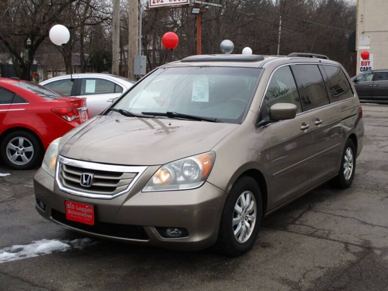 2009 Honda Odyssey for sale at Bill Leggett Automotive, Inc. in Columbus OH
