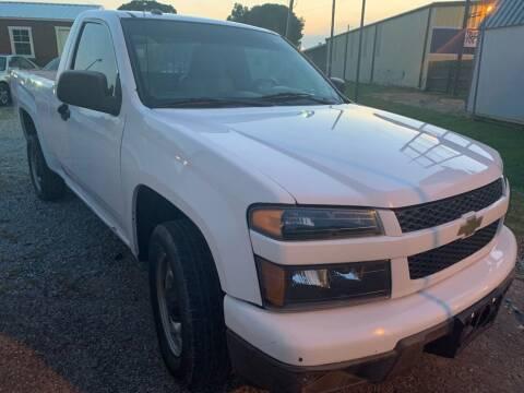 2012 Chevrolet Colorado for sale at Supreme Autos in Lafayette LA