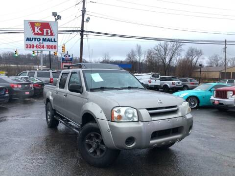 2003 Nissan Frontier for sale at KB Auto Mall LLC in Akron OH